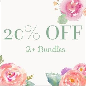 Other - 20% Bundles with 2+ Outfits!